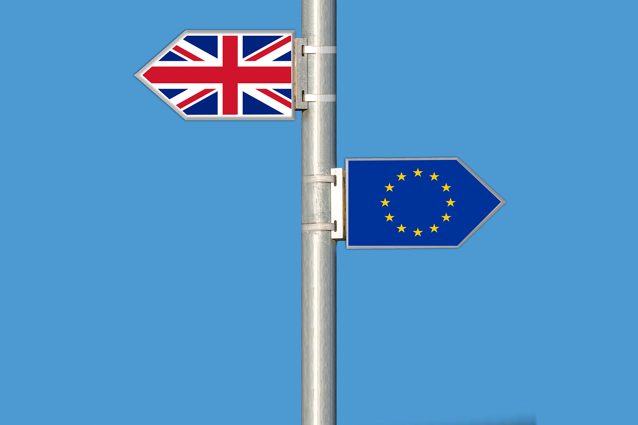 Brexit-sign