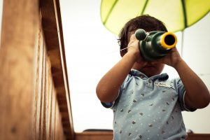 Child-using-technology